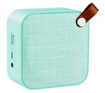 Enceinte Bluetooth Essentielb  bluetooth Pop paradise vert