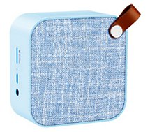 Enceinte Bluetooth Essentielb bluetooth Pop paradise bleu
