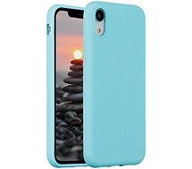 Coque Essentielb  iPhone Xr Pop Paradise bleu