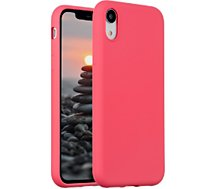 Coque Essentielb iPhone Xr Pop Paradise rose