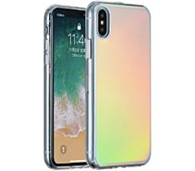 Coque Essentielb  iPhone X/Xs Pop Paradise hologramme