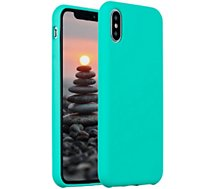 Coque Essentielb iPhone X/Xs Pop Paradise vert