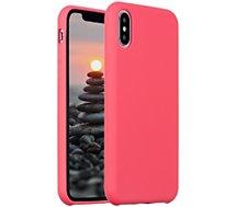 Coque Essentielb  iPhone X/Xs Pop Paradise rose