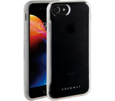 Coque Adeqwat iPhone 6/7/8/SE Antichoc transparent