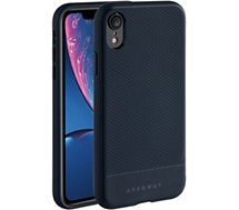 Coque Adeqwat iPhone Xr Souple bleu