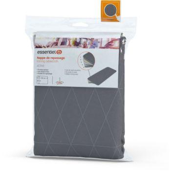 Essentielb Active grise 100 x 65 cm