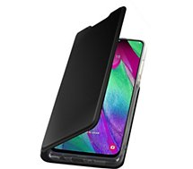 Etui Essentielb  Samsung A40 noir