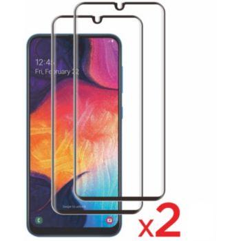 Essentielb Samsung A40 Verre trempé intégral x2