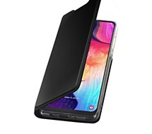 Etui Essentielb  Samsung A50 noir