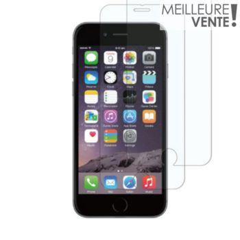 Essentielb iPhone 6/7/8 Verre trempé x2