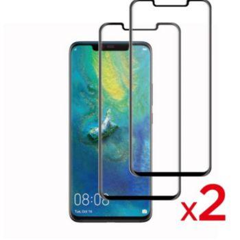 Essentielb Huawei Mate 20 pro Verre trempé x2