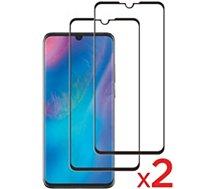 Protège écran Essentielb  Huawei P30 Verre trempé intégral x2