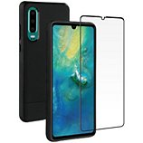 Pack Adeqwat  Huawei P30 Coque + Verre trempé