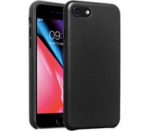 Coque Adeqwat  iPhone 7/8 Cuir noir