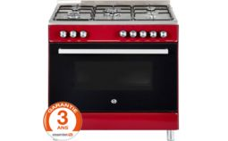 Piano de cuisson mixte Essentielb EMCG 916r