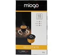 Capsules Miogo VELLUTATO X10