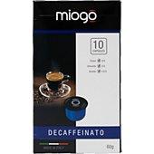 Capsules Miogo DECAFFEINATO X10