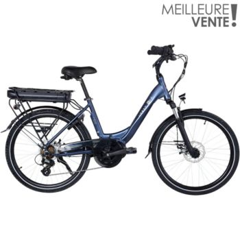 "Essentielb URBAN 600 24"" bleu nuit"