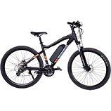 Vélo à assistance électrique Essentielb  URBAN TRAIL noir