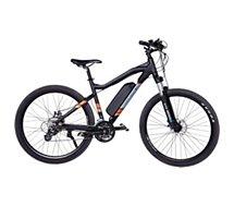 Vélo à assistance électrique Essentielb  Urban Trail 200 noir