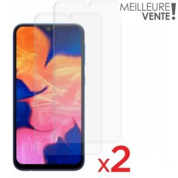 Essentielb Samsung A10 Verre trempé x2