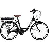 Vélo électrique Essentielb  Urban 400 noir