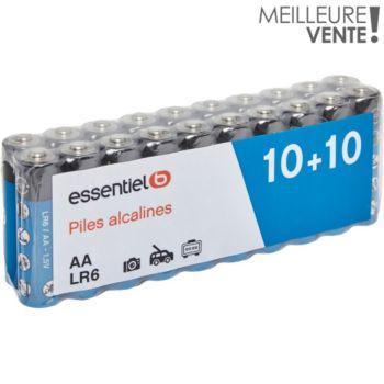 Essentielb 20 x LR06 / AA