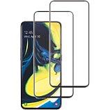 Protège écran Essentielb  Samsung A80 Verre trempé X2