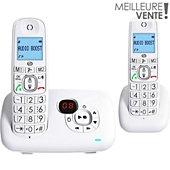 Téléphone sans fil Essentielb BRIO DUO-Répondeur