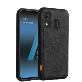 Adeqwat Samsung A40 Porte-carte Aimantée noir