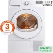 Sèche linge pompe à chaleur Essentielb ESL-HP8D6