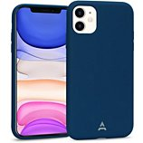 Coque Adeqwat  iPhone 11 Silicone bleu