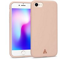 Coque Adeqwat  iPhone 7/8 Silicone rose