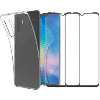 Essentielb Huawei P Smart 2019 Coque + Verre trempé