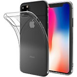 Coque Essentielb  iPhone 11 Pro Souple transparent