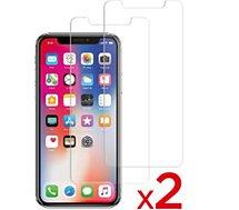 Protège écran Essentielb  iPhone 11 Pro Verre trempé x2
