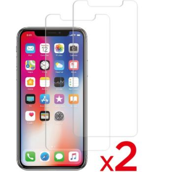Essentielb iPhone 11 Pro Verre trempé x2