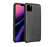Coque Adeqwat  iPhone 11 Pro Cuir noir