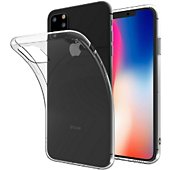 Coque Essentielb iPhone 11 Souple transparent