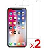 Protège écran Essentielb  iPhone 11 Verre trempé x2