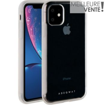 Adeqwat iPhone 11 Antichoc transparent