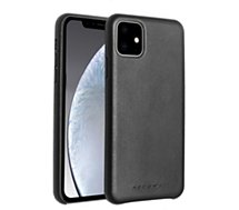 Coque Adeqwat  iPhone 11 Cuir noir