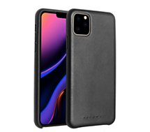 Coque Adeqwat  iPhone 11 Pro Max Cuir noir