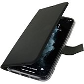 Etui Adeqwat iPhone 11 Cuir noir
