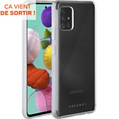 Coque Adeqwat Samsung A51 Antichoc transparent