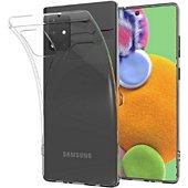 Coque Essentielb Samsung A71 Souple transparent