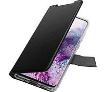 Etui Adeqwat  Samsung S20 Cuir noir