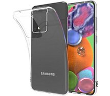 Coque Essentielb  Samsung S20 Ultra Souple transparent