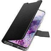 Etui Adeqwat Samsung S20 Ultra Cuir noir