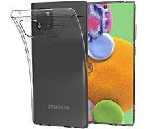 Coque Essentielb  Samsung Note 10 Lite Souple transparent